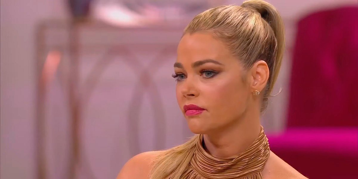 Denise Richards Says Charlie Sheen's Issues Forced Her To Get Into Reality TV