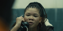 The Suicide Squad's Storm Reid Talks Shouting F-Bombs At Idris Elba In The DC Flick