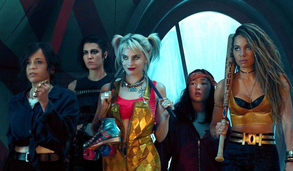 Birds of Prey girl ensemble from Warner Bros. trailer