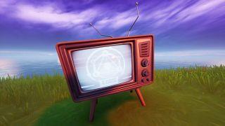 fortnite spooky tvs