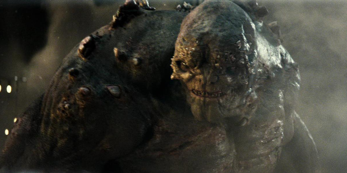 Doomsday from Batman v Superman: Dawn of Justice
