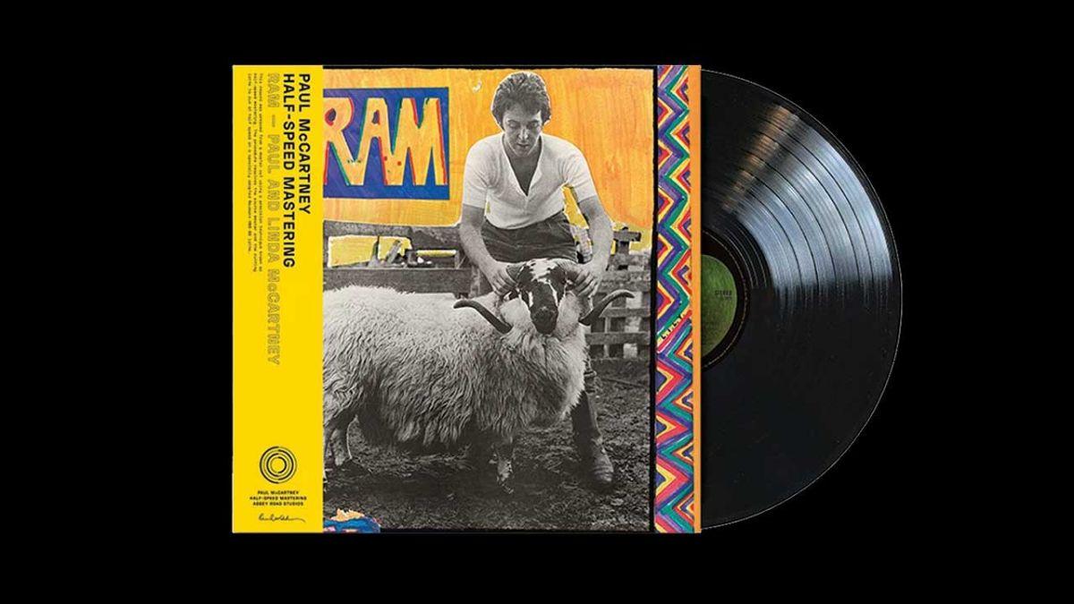 Paul and Linda McCartney's Ram: half-speed mastery