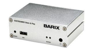 Barix Upgrades Audio Signage Platform