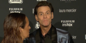 Jim Carrey Gave One Of The Weirdest Red Carpet Interviews Ever