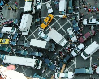 Hackers Could Use Connected Cars to Gridlock Cities
