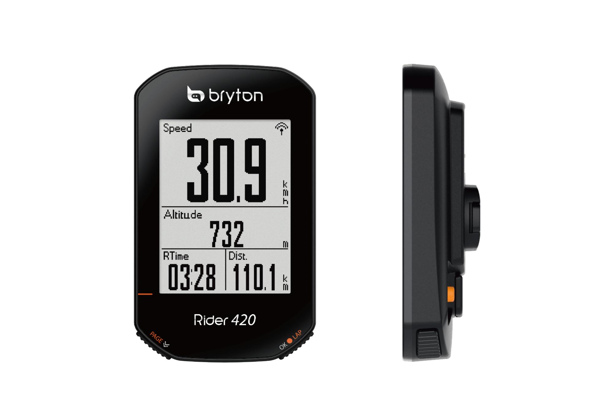 Bryton 420 E computer review - Cycling Weekly
