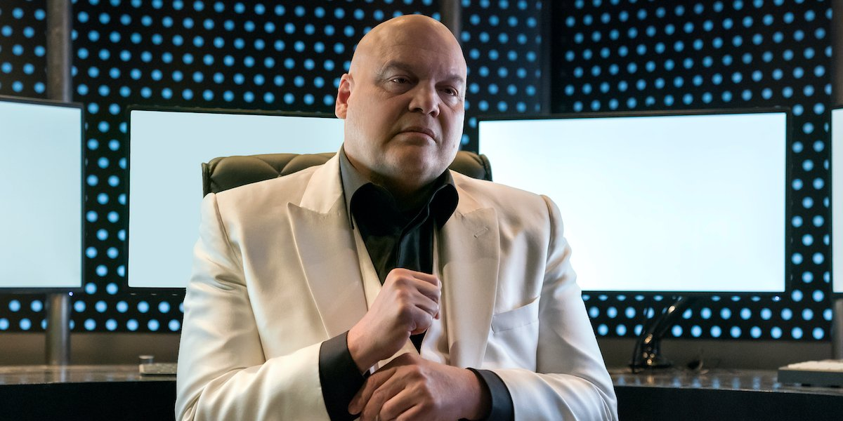 The Brutal Daredevil Scene That Convinced Vincent D'Onofrio To Join The Netflix Show