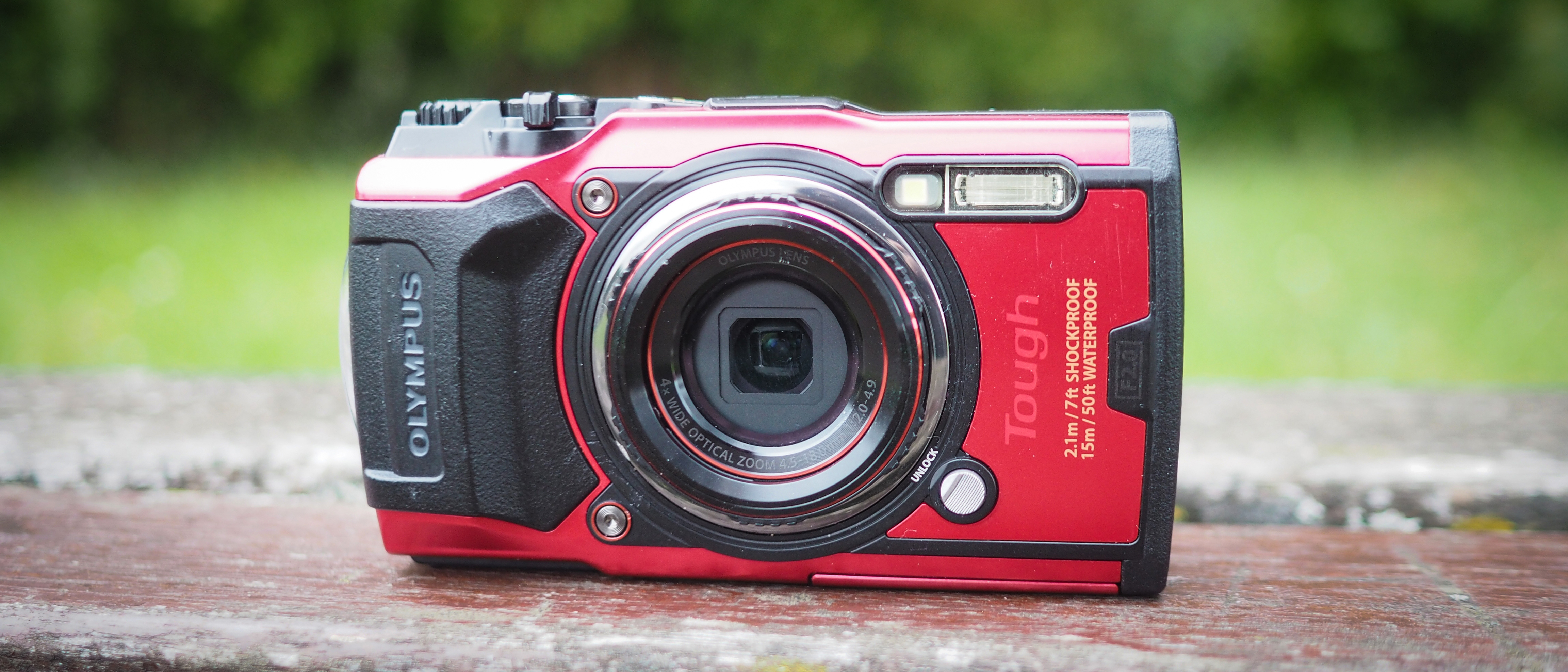 Olympus Tough Tg 6 Review Digital Camera World