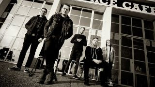 Press shot of deaf havana