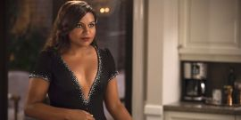 How Mindy Kaling Feels About Her Surprise Pregnancy