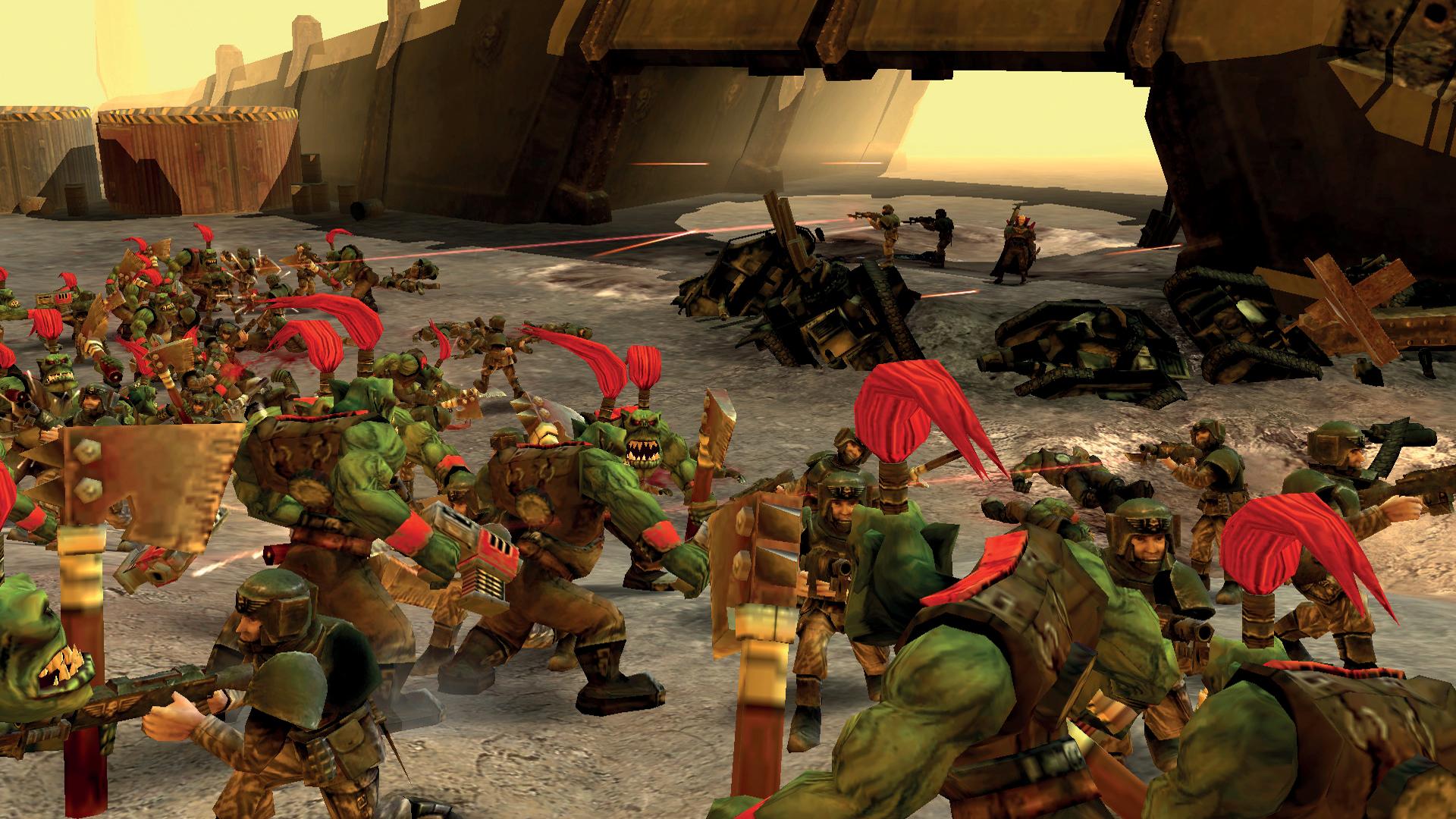 Warhammer 40,000: Dawn of War deserves a remaster