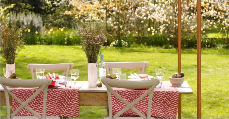 Edible flower garden trend