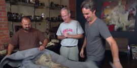 Frank Fritz Calls Out Mike Wolfe's Statement On His Exit From American Pickers