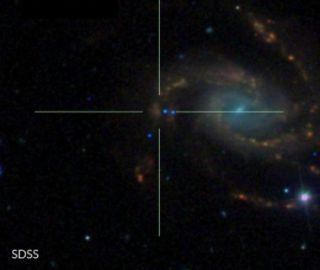Galaxy NGC 7610