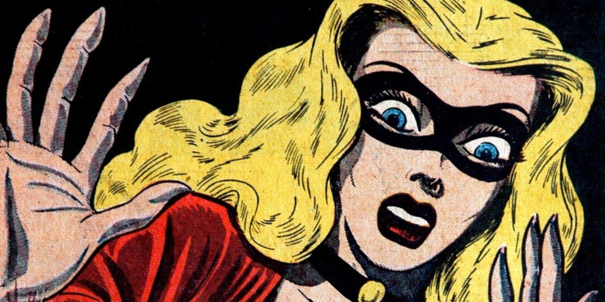 Louise Grant is The Blonde Phantom
