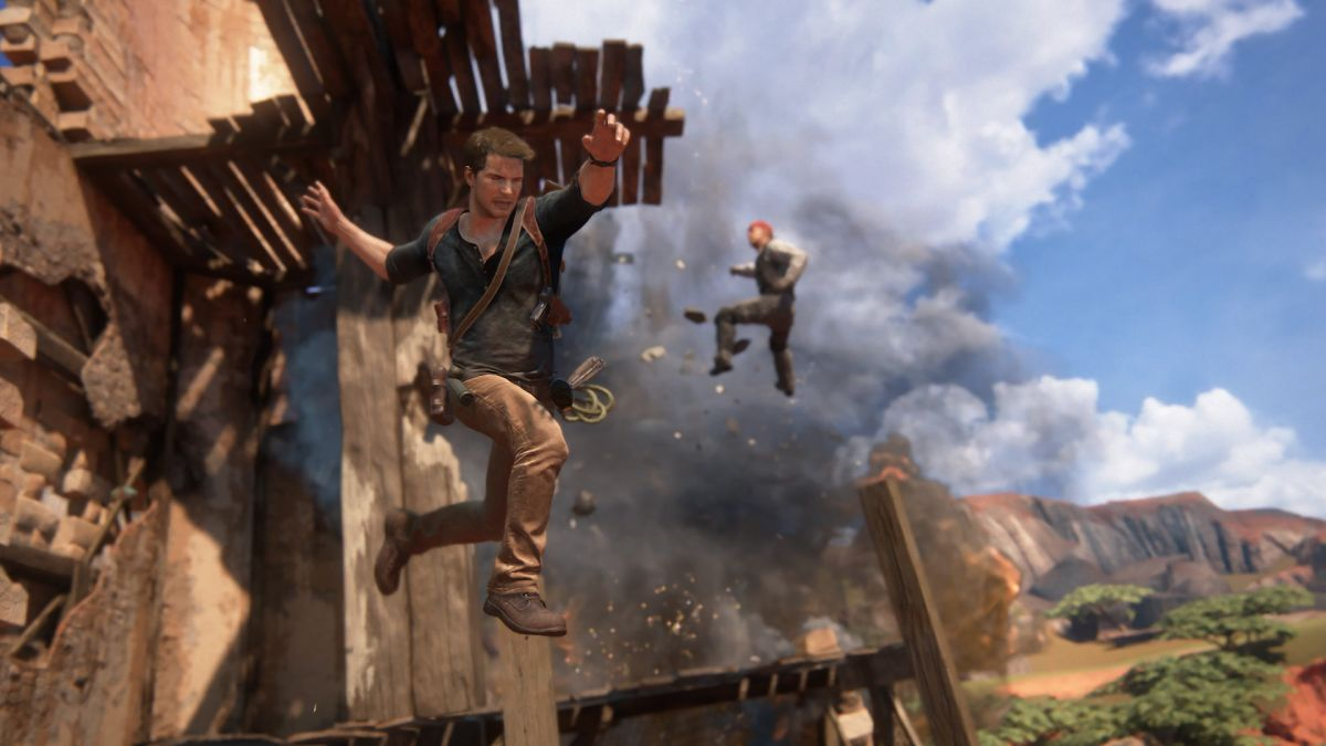 Uncharted 5 Everything We D Like To See In The Next Adventure