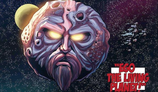 Resultado de imagem para Guardians Of The Galaxy Ego
