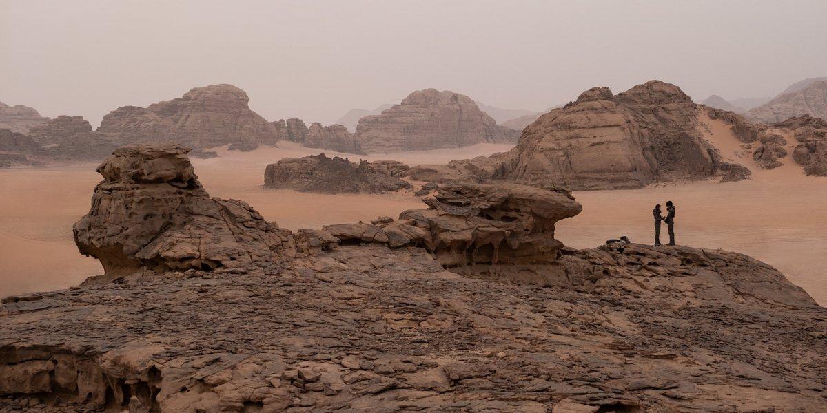 Arrakis in Dune