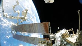 Spacewalk view screenshot