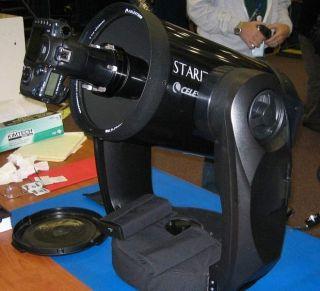 NASA Disaster Camera