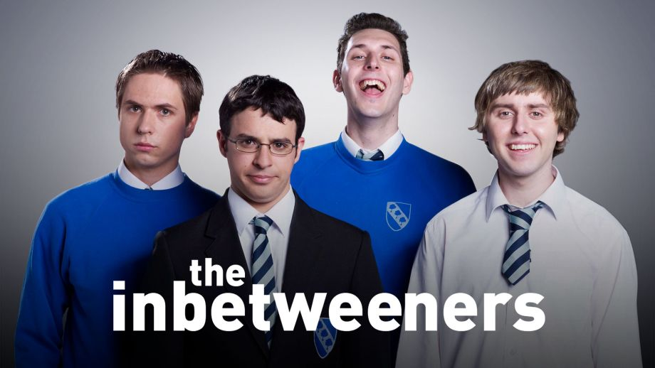 The Inbetweeners on BritBox