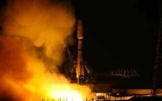 MetOp-B Launch