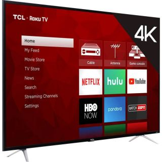 TCL 75S425 75in Roku 4K TV for just $800 at Best Buy