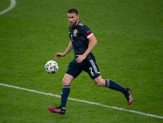 Croatia vs Scotland line-ups, Euro 2020