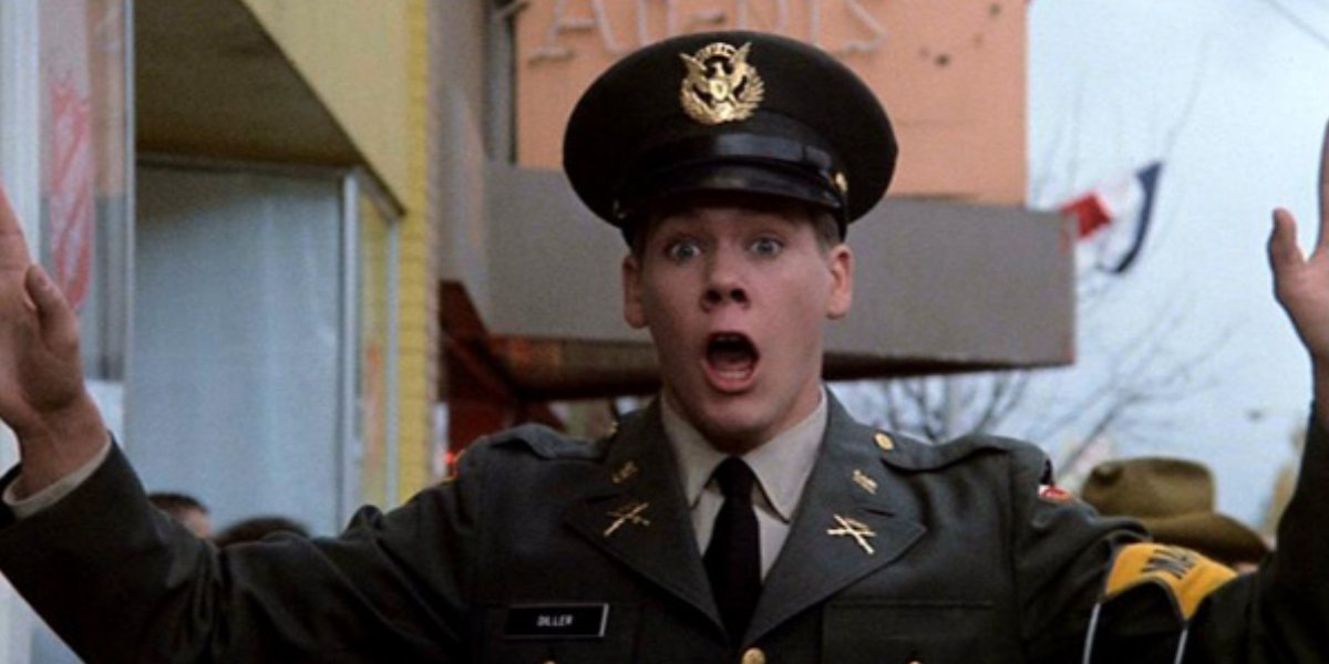 Kevin Bacon in National Lampoon's Animal House