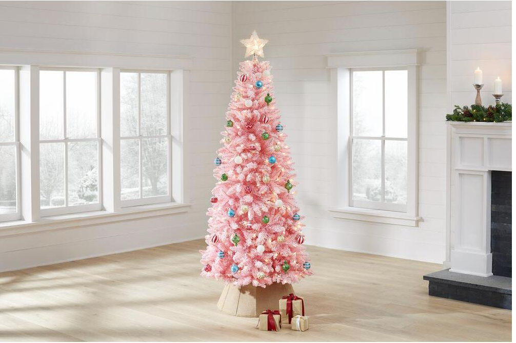 5 gorgeous pink Christmas decorations for anyone looking to take the nontraditional route this holiday season