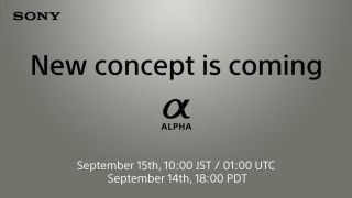 Sony teases camera launch on Monday – here's how to watch it live!