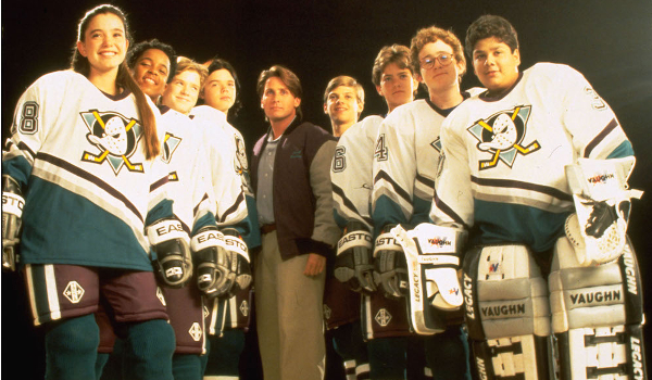 D2 The Mighty Ducks Team Lineup
