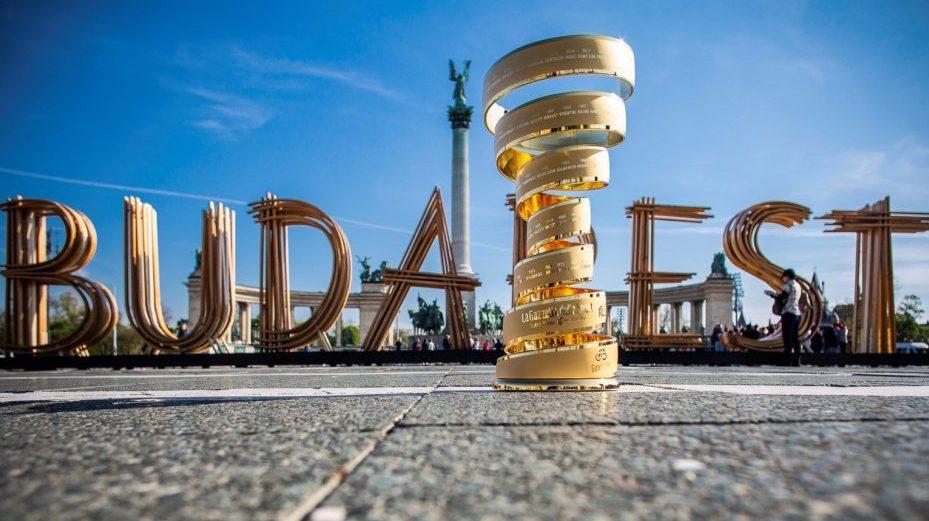 The 2020 Giro d'Italia was scheduled to start in Hungary