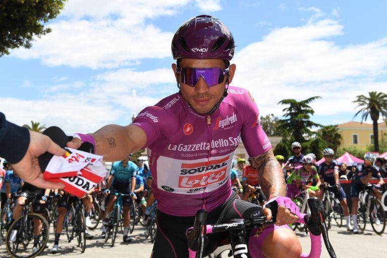 Caleb Ewan at the 2021 Giro d'Italia