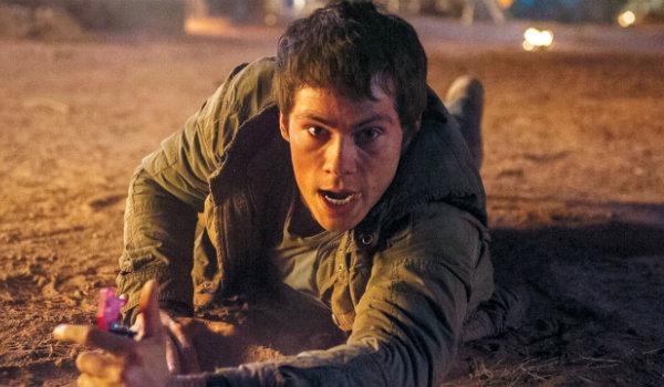 Dylan O'Brien Nightwing Maze Runner