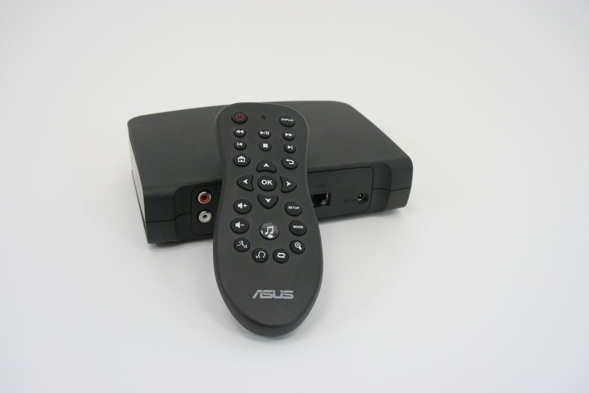 Asus O!Play HDP-R1 - 2009 Media Player Roundup   Tom's Guide