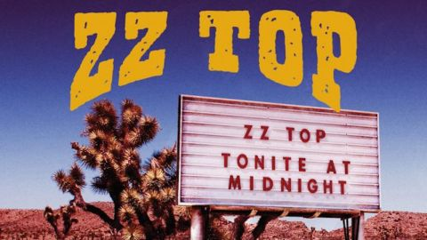 ZZ Top Live – Greatest Hits From Around The World album cover
