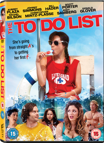 Win the raunchy comedy The To Do List on DVD | Movie Talk