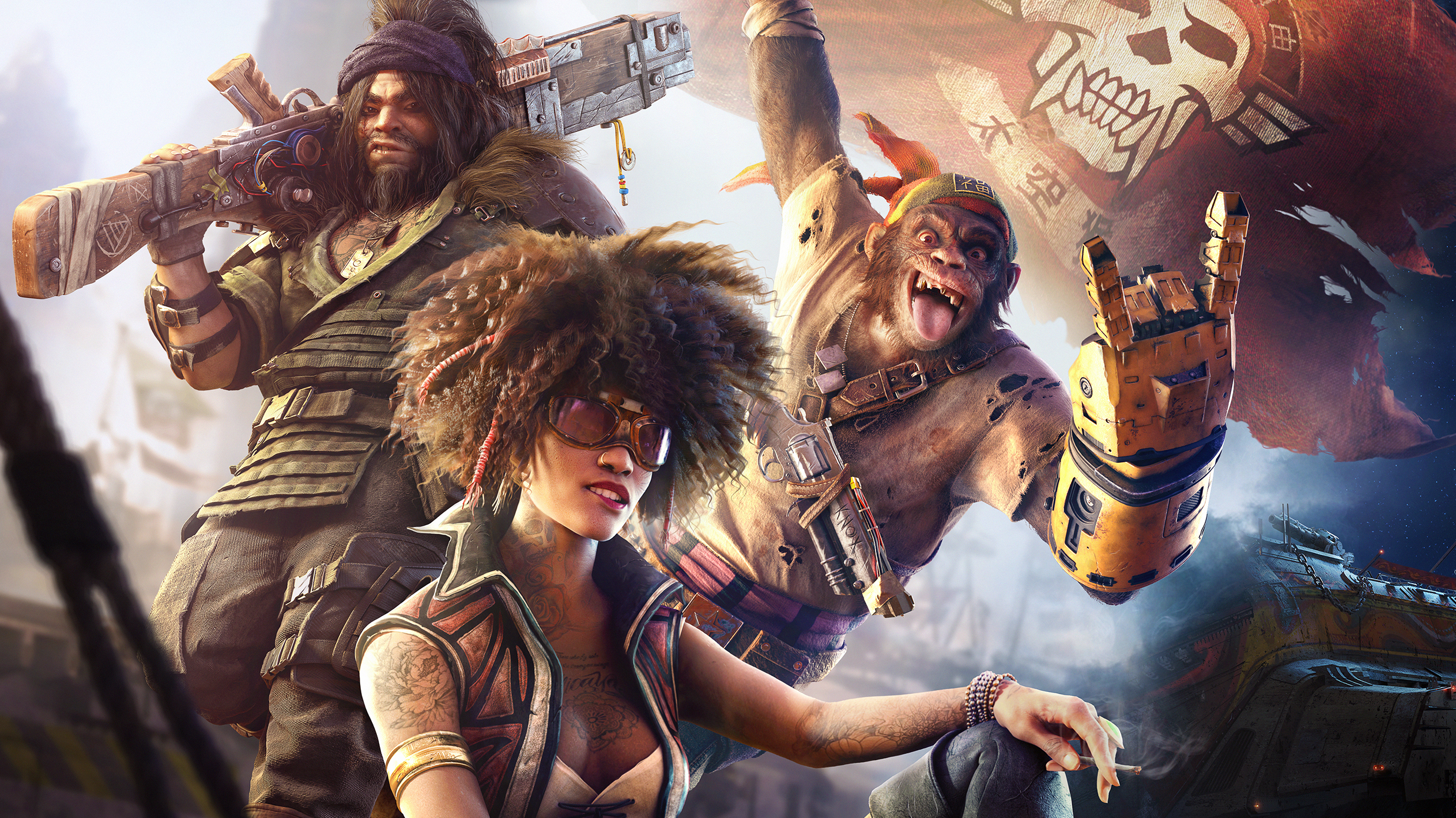 Beyond Good and Evil 2: trailers, release date and news | TechRadar