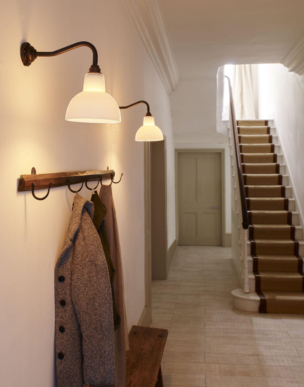 14 Hallway Lighting Ideas Stylish Ways Brighten Your Hallway Real Homes