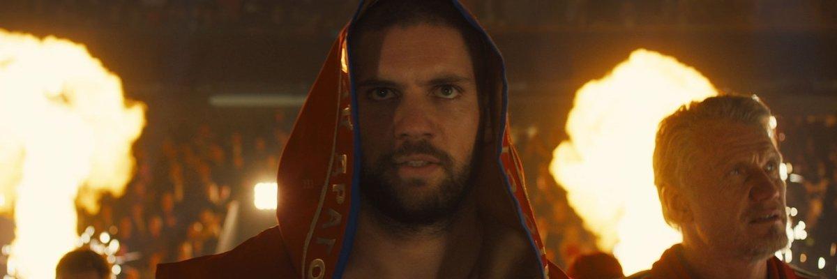 Florian Munteanu in Creed II