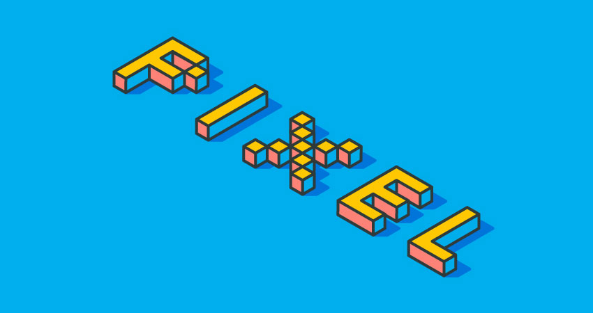 Illustrator tutorials: isometric text effect