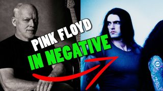 David Gilmour of Pink Floyd and Peter Steele of Type O Negative
