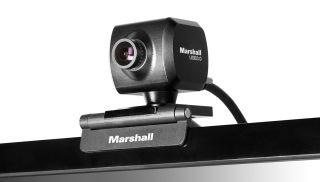 Marshall to Show Plug-and-Play HD USB Camera at InfoComm 2018