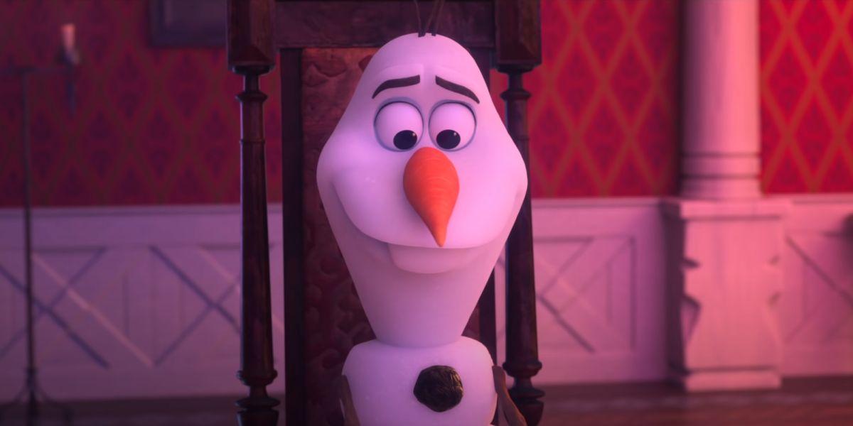 Josh Gad Discusses Recording Olaf Shorts By Himself, Because Quarantine