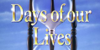Days of our Lives sands through the hourglass logo
