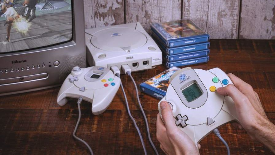 Using the Sega Dreamcast in 2019