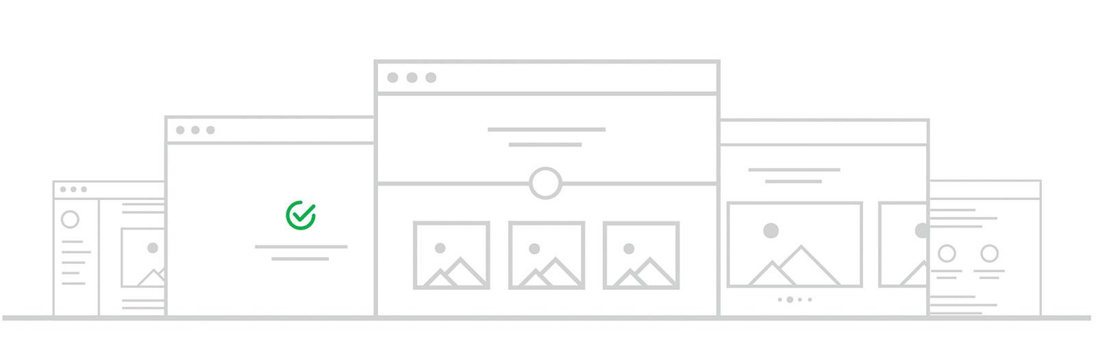 desktop windows illustration