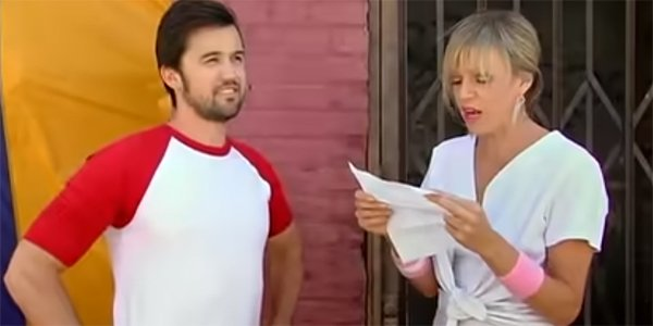 It's Always Sunny Dee reads the love letter Mac wrote to Chase Utley