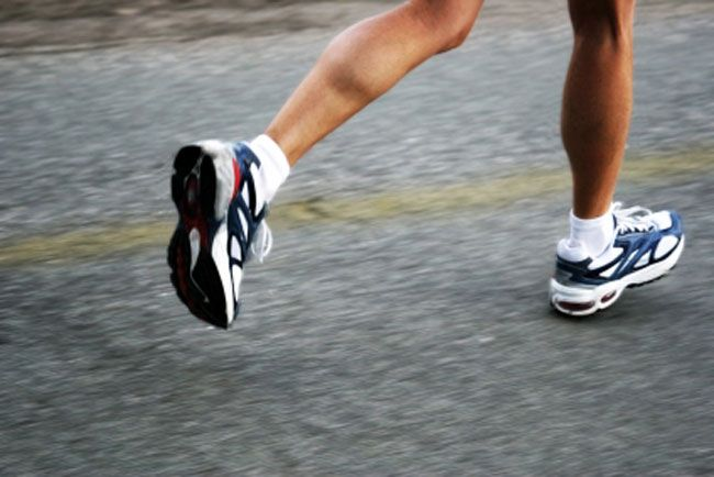 running shoes to protect knees